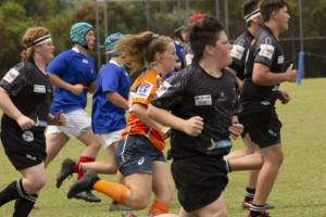 Cerys in Action