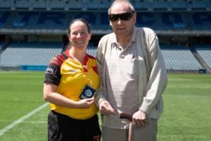 Kate Presedents Cup Award